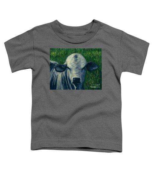 Brahma Bull  Toddler T-Shirt