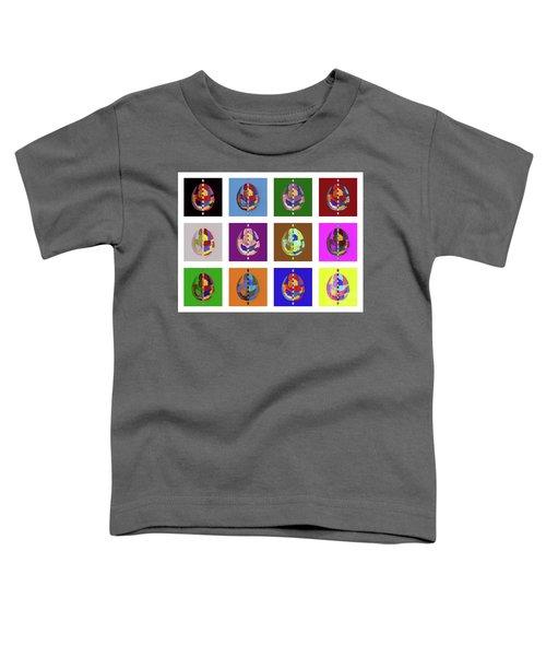 Brainbow Toddler T-Shirt