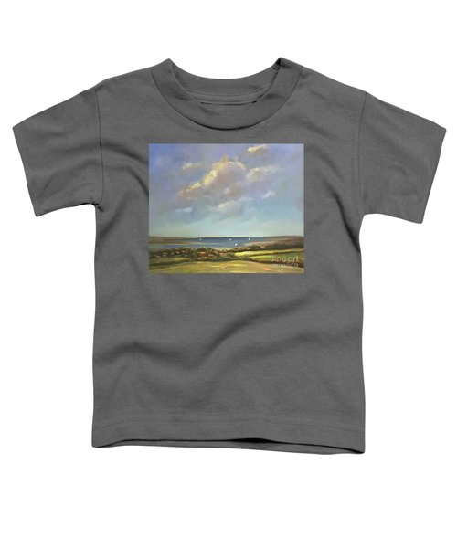 Brancaster Staithes, Norfolk Toddler T-Shirt