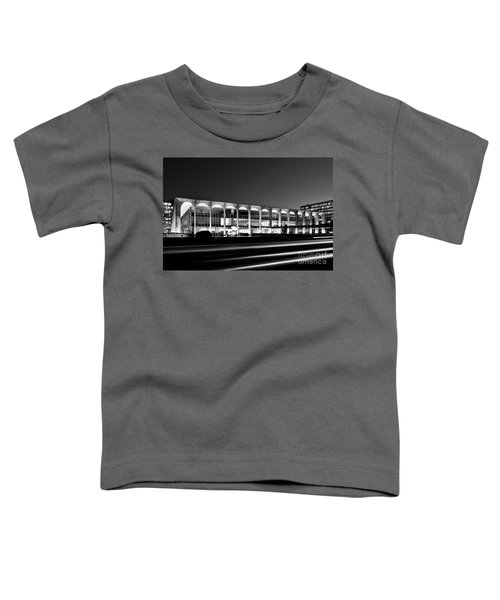 Brasilia - Itamaraty Palace - Black And White Toddler T-Shirt