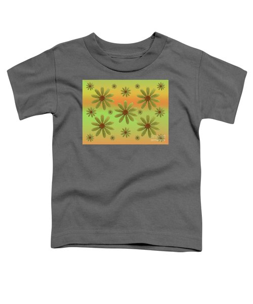 Brass Corollas Toddler T-Shirt