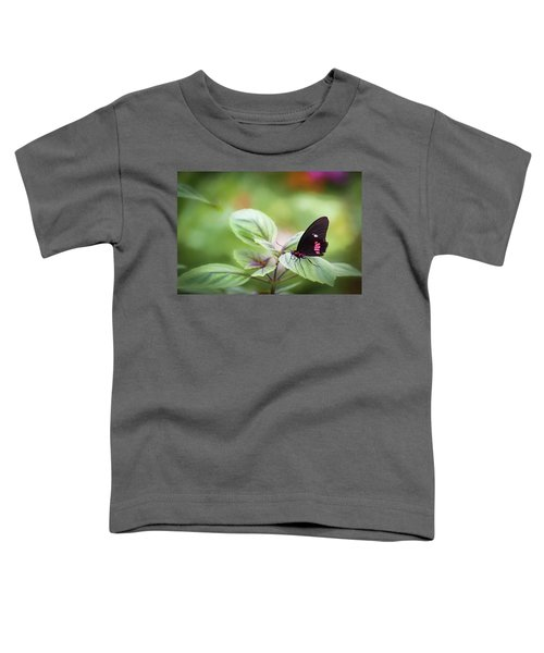 Brave Butterfly  Toddler T-Shirt