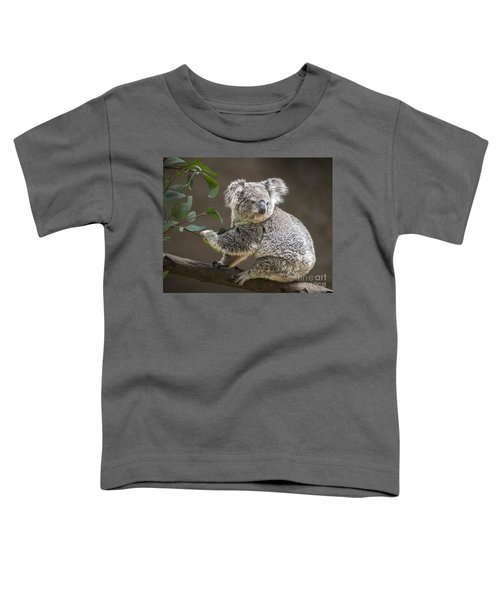 Breakfast Toddler T-Shirt by Jamie Pham