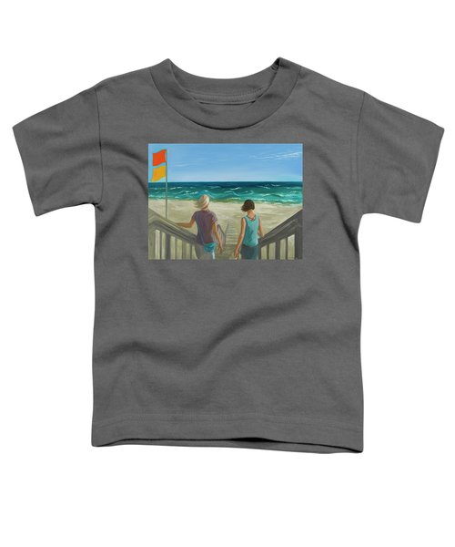 Breeze Toddler T-Shirt