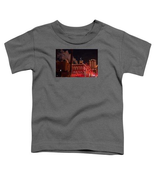 Brewery Lights Toddler T-Shirt