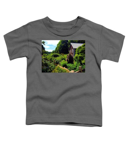Brewster Gristmill Toddler T-Shirt