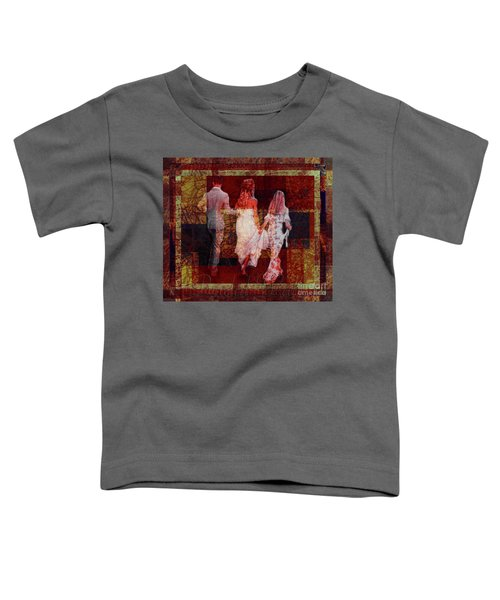 Bridal Walk Toddler T-Shirt