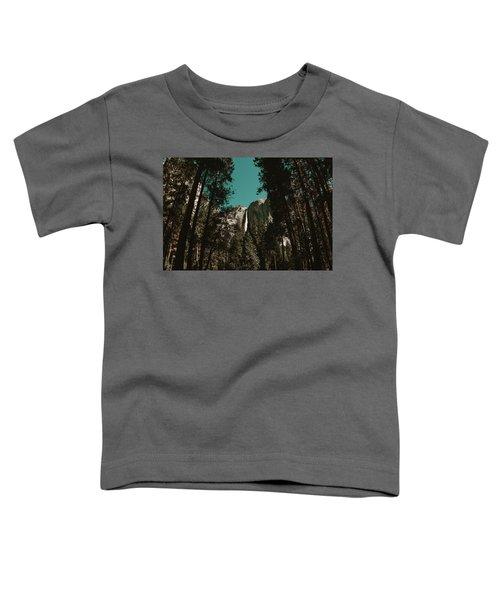 Bridalveil Falls Toddler T-Shirt