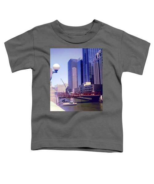 Bridge Overview Toddler T-Shirt