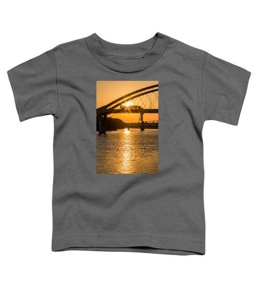 Bridge Sunrise #2 Toddler T-Shirt