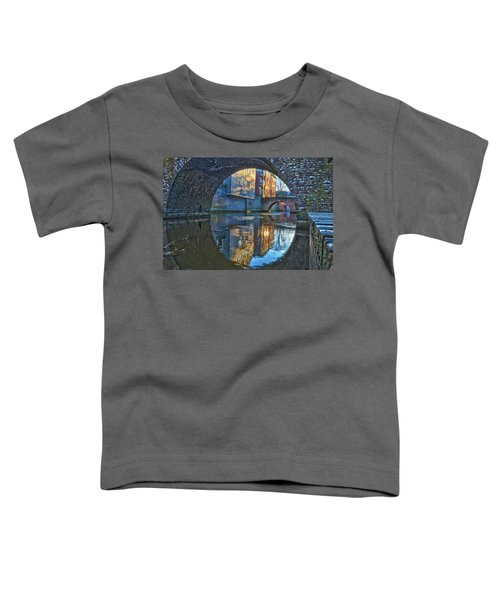 Bridges Across Binnendieze In Den Bosch Toddler T-Shirt