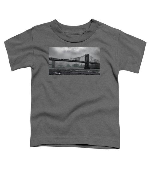 Bridges In The Storm Toddler T-Shirt