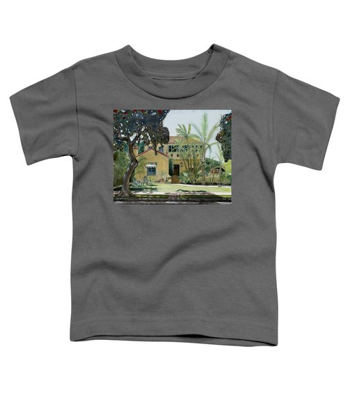 Bright And Sunny Toddler T-Shirt