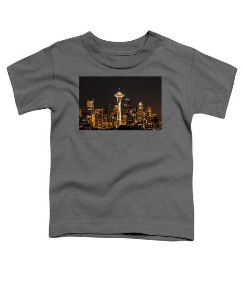 Bright At Night.1 Toddler T-Shirt
