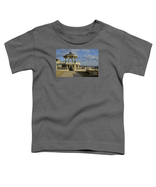 Brighton Bandstand Toddler T-Shirt