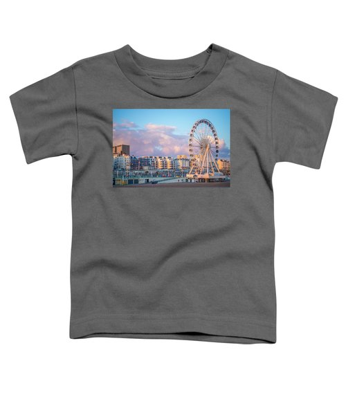 Brighton Ferris Wheel Toddler T-Shirt