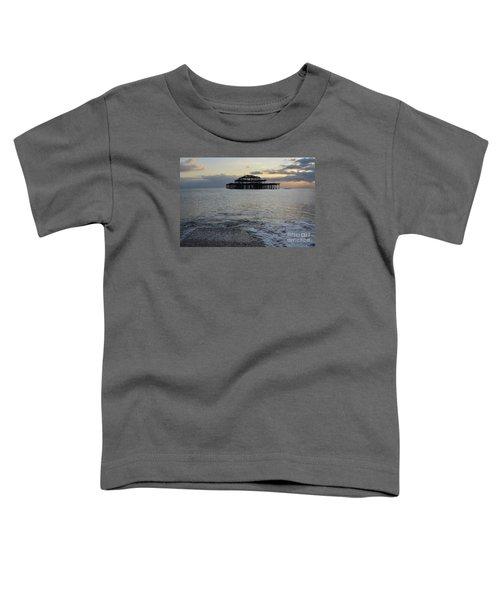 Brighton West Pier Toddler T-Shirt