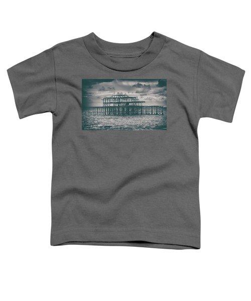 Brighton's Old Pier Toddler T-Shirt
