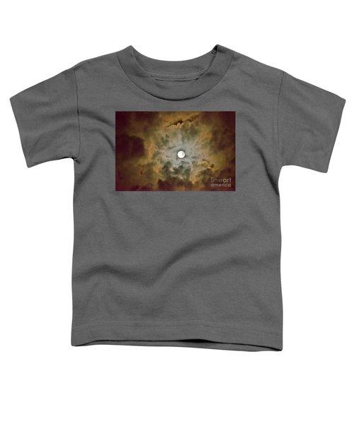 Brilliant Night Sky Toddler T-Shirt