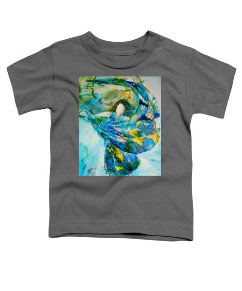 Bringing Heaven To Earth Toddler T-Shirt