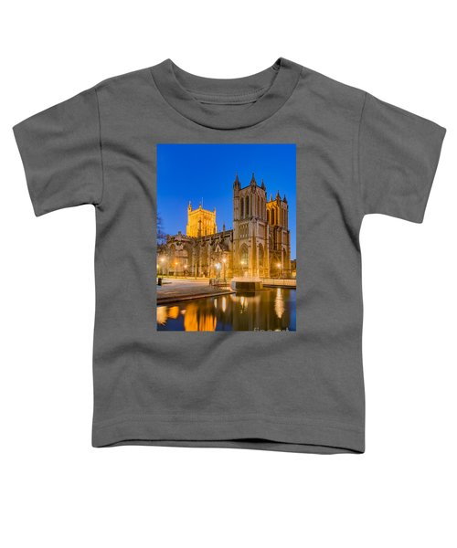 Bristol Cathedral Toddler T-Shirt