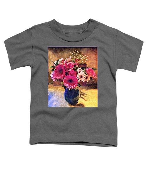 Brithday Wish Bouquet Toddler T-Shirt