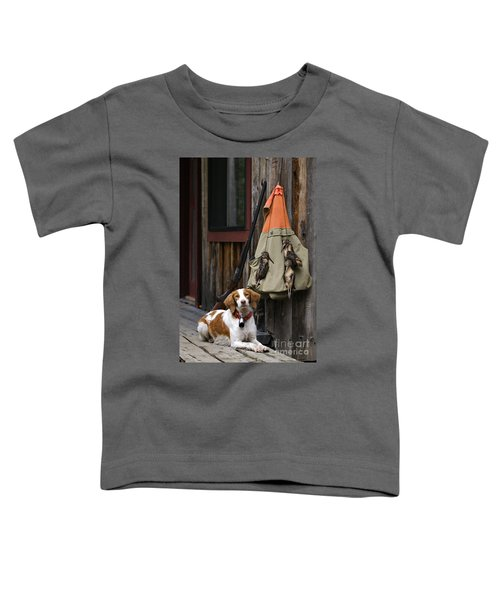 Brittany And Woodcock - D002308 Toddler T-Shirt
