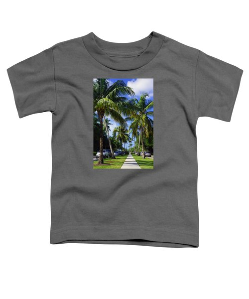 Broad Avenue South, Old Naples Toddler T-Shirt