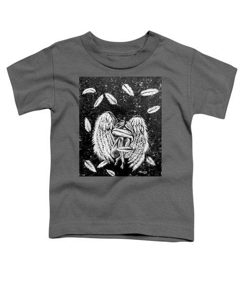 Broken Angel Toddler T-Shirt