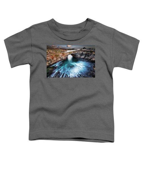 Broken Beach, Bali Toddler T-Shirt