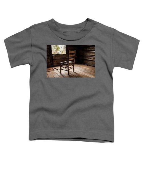 Broken Chair Toddler T-Shirt