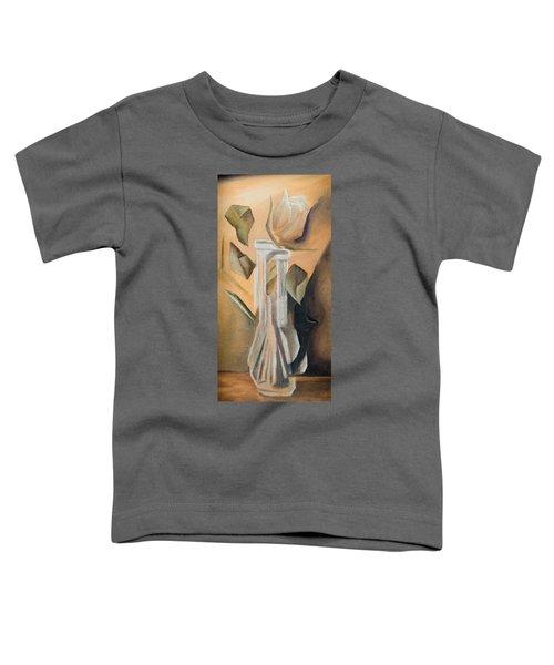 Broken Rose Toddler T-Shirt