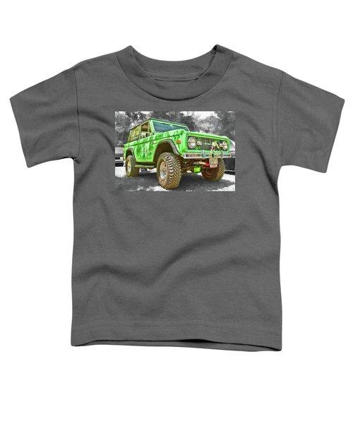 Bronco 1 Toddler T-Shirt