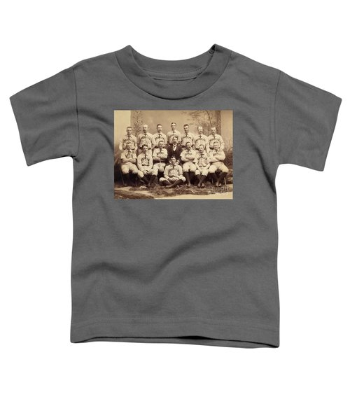 Brooklyn Bridegrooms Baseball Team Toddler T-Shirt