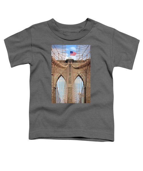 Brooklyn Bridge 2  Toddler T-Shirt
