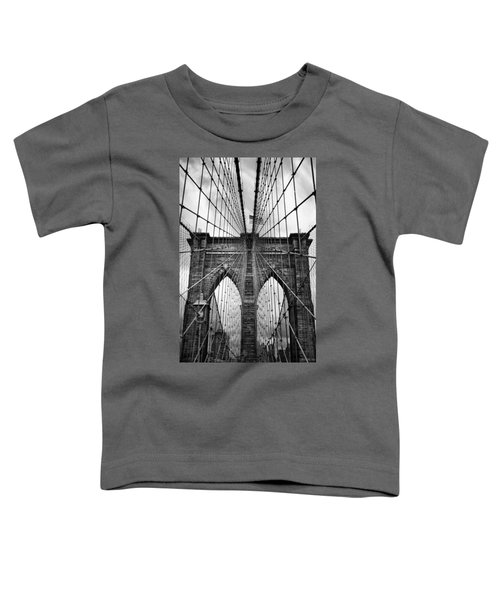 Brooklyn Bridge Mood Toddler T-Shirt