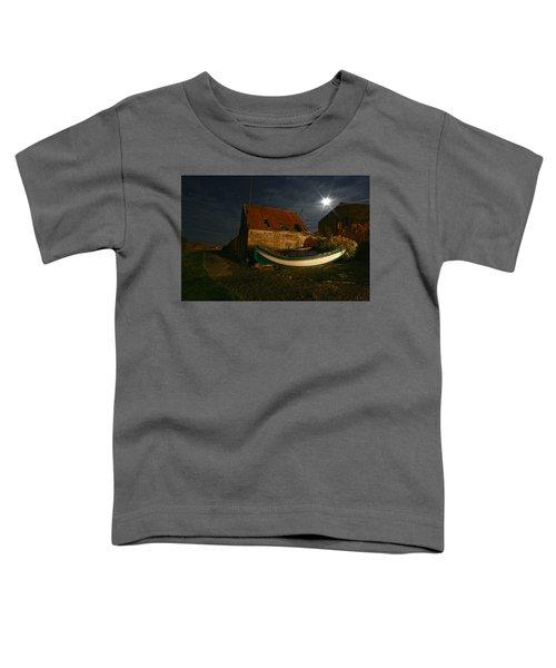 Brora Boat House Toddler T-Shirt
