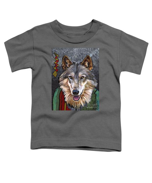 Brother Wolf Toddler T-Shirt