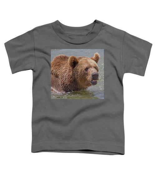 Brown Bear 10 Toddler T-Shirt