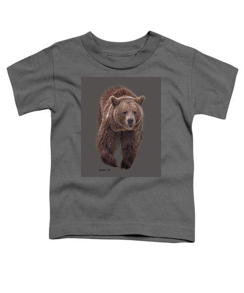 Brown Bear 8   Toddler T-Shirt