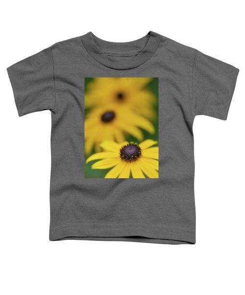 Brown Eyed Susan Toddler T-Shirt