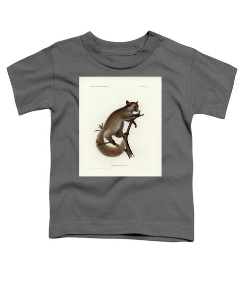 Brown Greater Galago Or Thick-tailed Bushbaby Toddler T-Shirt