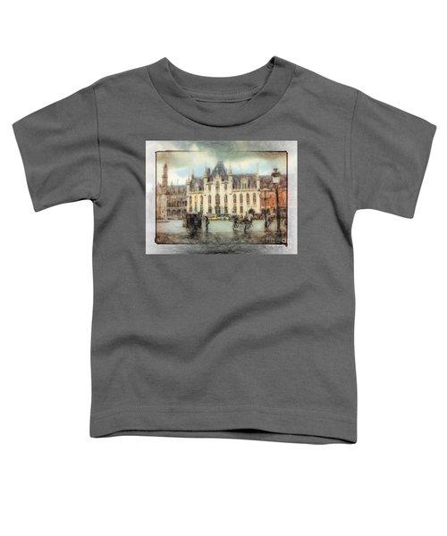 Bruges, Belgium Toddler T-Shirt