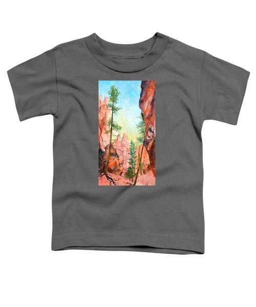 Bryce Canyon #2 Toddler T-Shirt