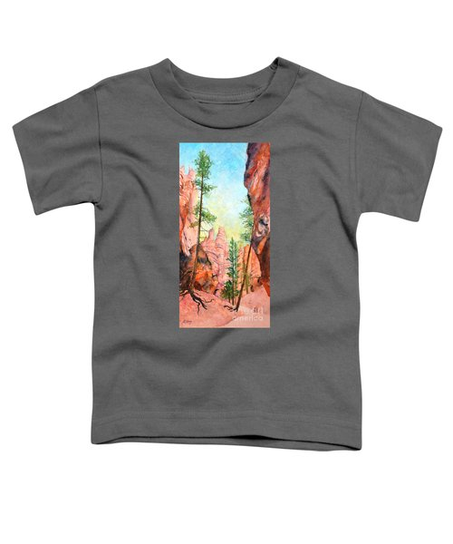 Bryce Canyon #2 Toddler T-Shirt