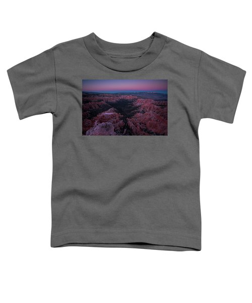 Bryce Point Toddler T-Shirt