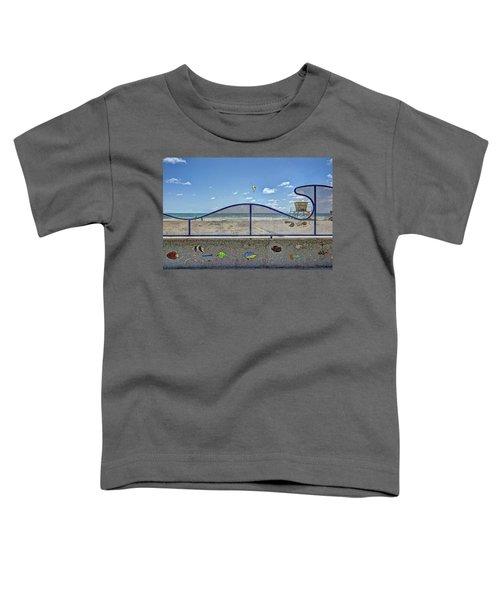Buccaneer Beach Toddler T-Shirt