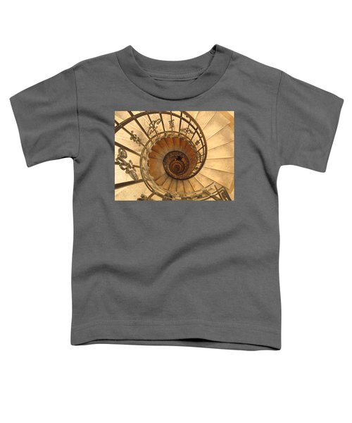 Budapest Staircase Toddler T-Shirt
