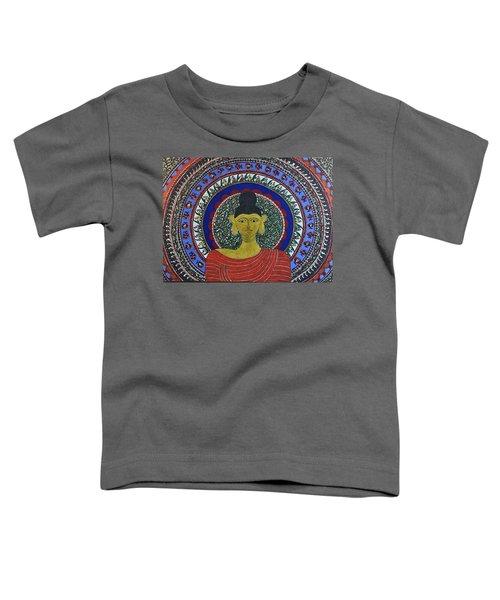 Buddham Sharnam Gachaami  Toddler T-Shirt