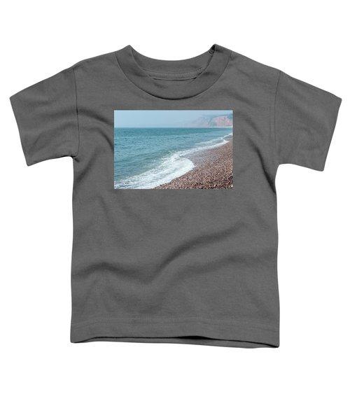 Budleigh Seascape II Toddler T-Shirt